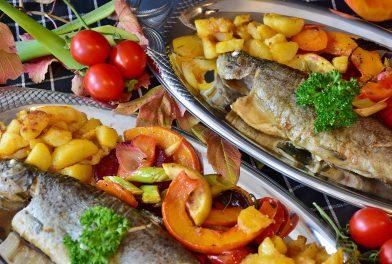 Риба со зеленчук